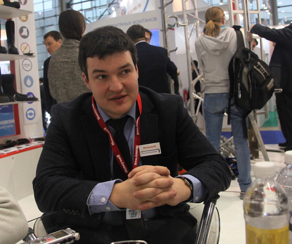 Николай Стопневич