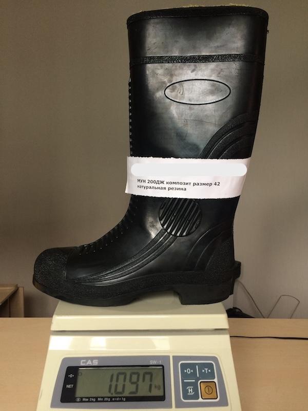 О выборе полимерной обуви