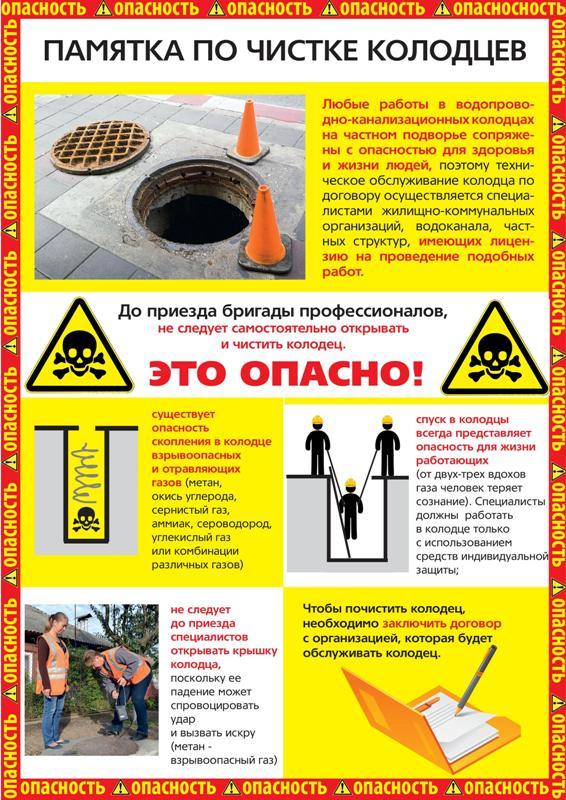Как предотвратить жертвы при проведении работ в замкнутых пространствах