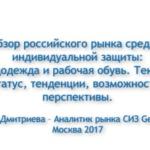 А+А Обзор российского рынка СИЗ