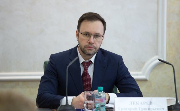замглавы Минтруда Григорий Лекарев