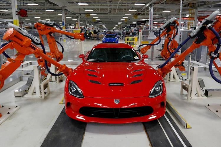 Через пять лет треть рабочих мест в мире будет роботизированы – прогноз Ernst&Young