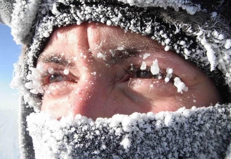 Stokoderm frost эффективный зимний крем
