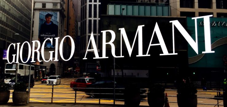 brand identity of armani Find helpful customer reviews and review ratings for fashion brands: branding style from armani to zara at amazon towards building the brand identity.