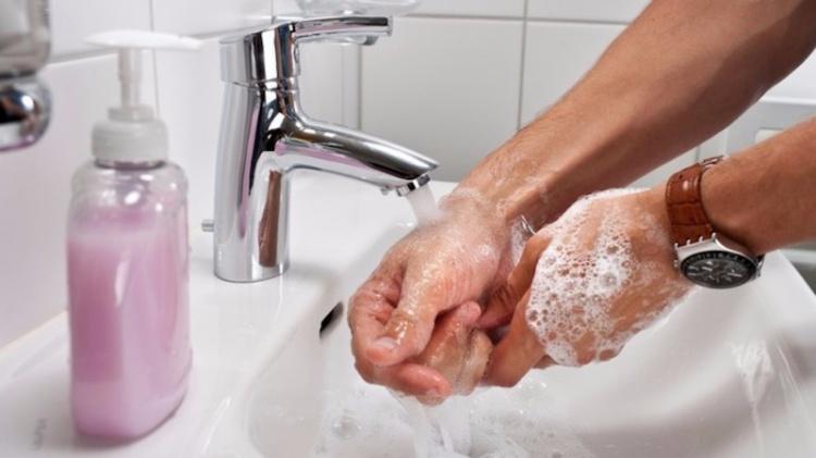 Какое жидкое мыло подходит работникам