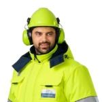 Сигнальные утепленные костюмы Люмос