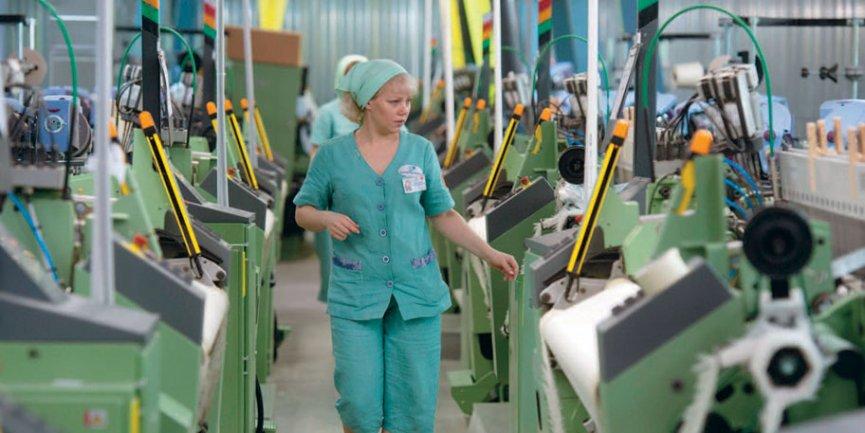 рост текстильного производства в Нижегородской области