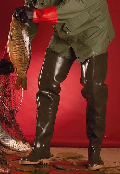 сапоги ПВХ рыбацкие