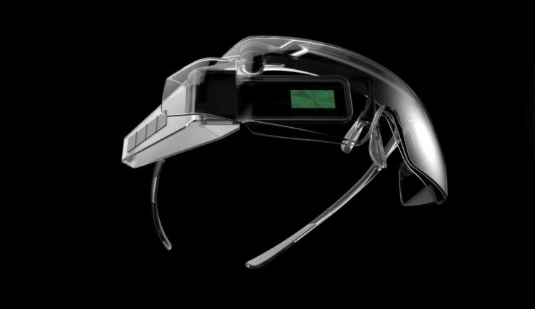 VisionAR – умные защитные очки