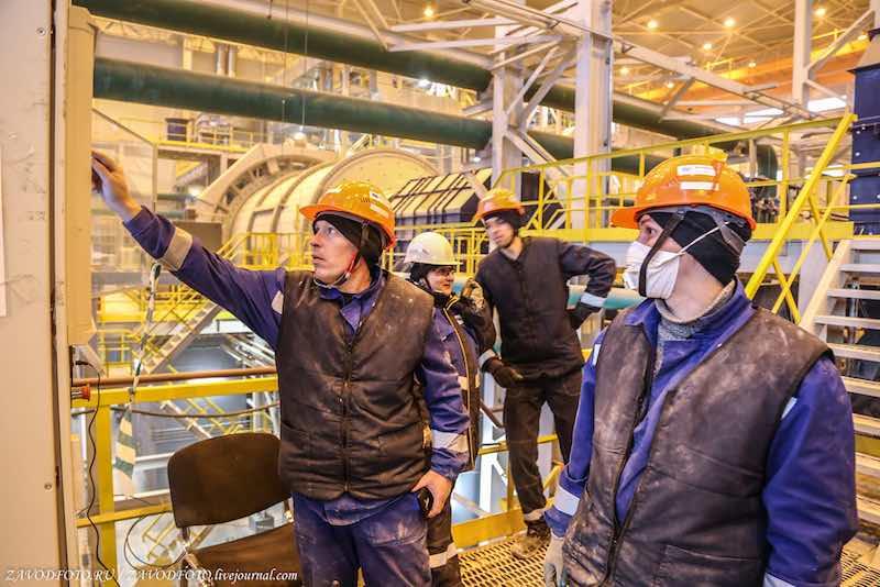 Быстринский ГОК нуждается в спецодежде и средствах защиты забайкальского производства