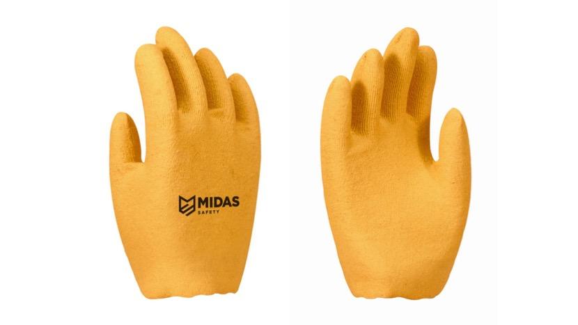 Midas перчатки