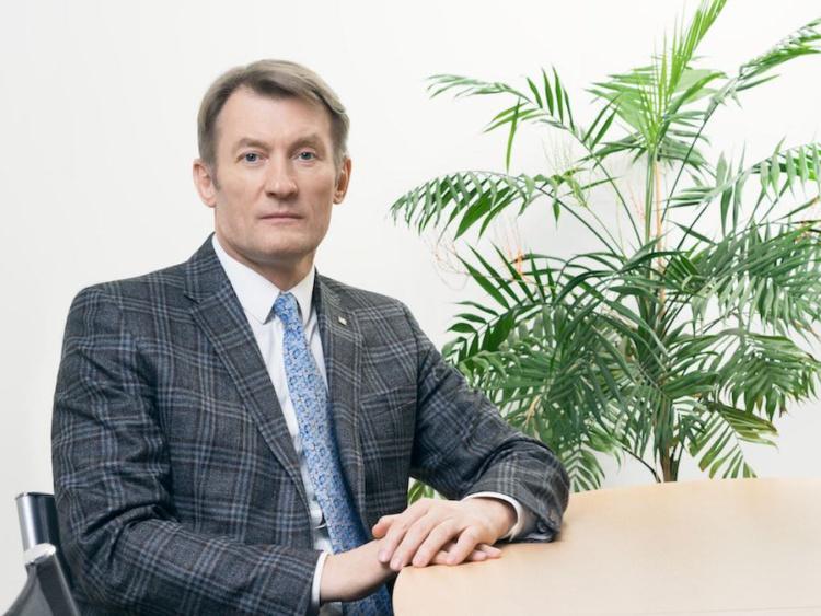 Генеральный директор «Техноавиа»