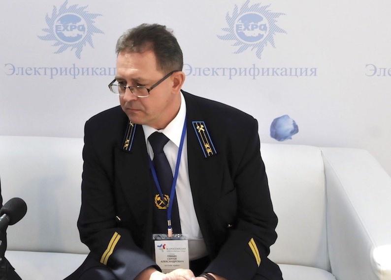 заместитель директора шахтоуправления «Комсомолец» по производственному контролю и охране труда Сергей Лямин
