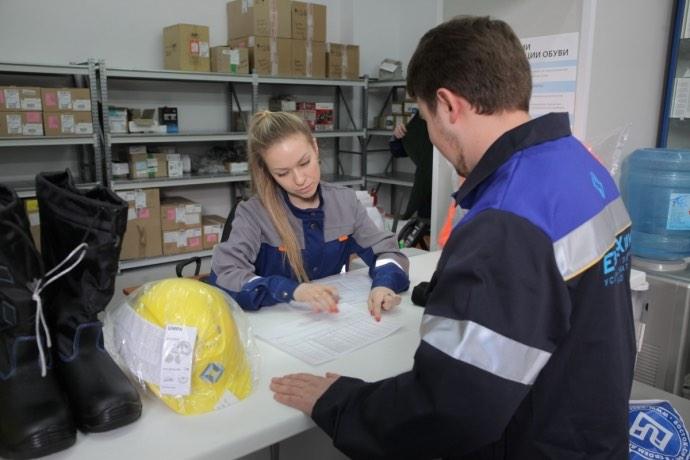Восток-Сервис обеспечит работников ЕвроХим