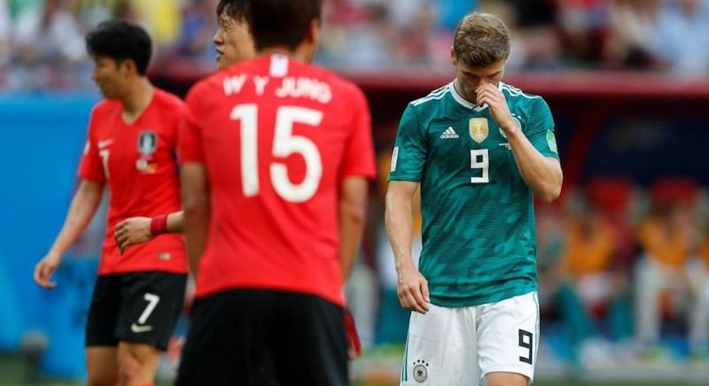 экономический ущерб от футбольного матча Германия-Корея