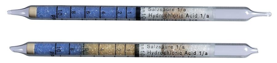 Индикаторная трубка Dräger для соляной кислоты