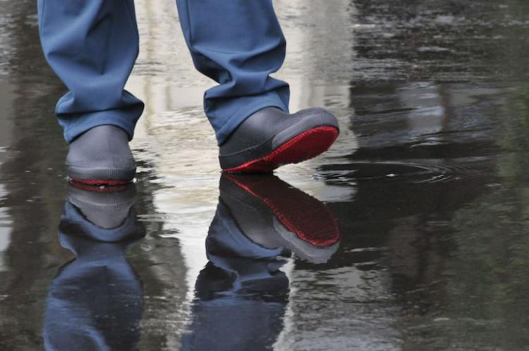НордМан под дождем