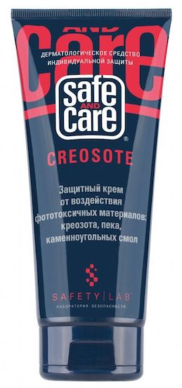 Safe and Care Creosote