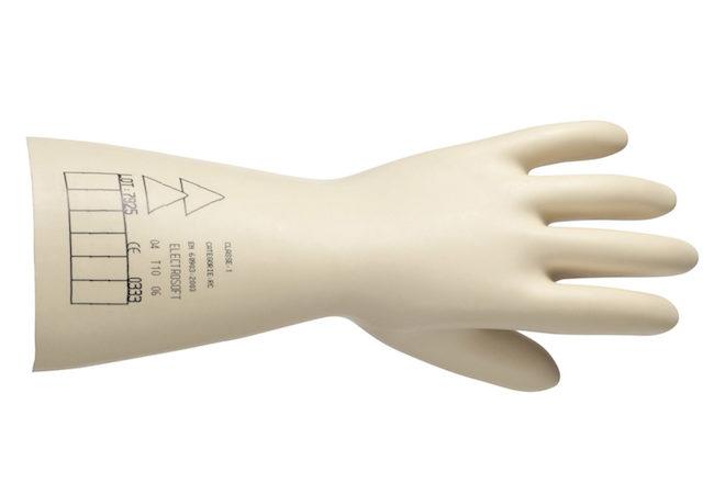 Electrosoft_Bicolor перчатки Honeywell