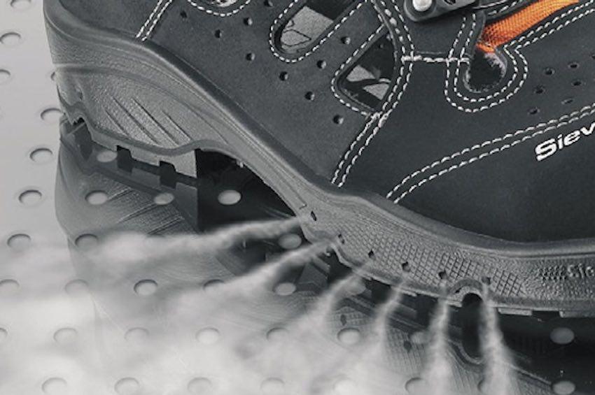 Sievi Air Roller с дышашей подошвой