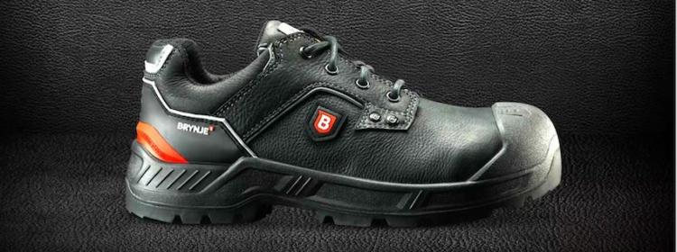 Brynje 400 – коллекция обуви для брутальных профессий