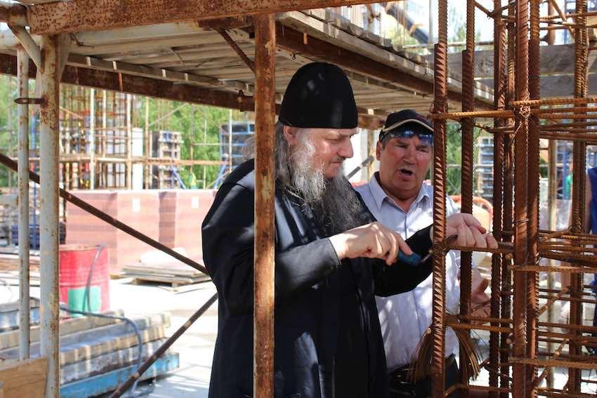 Церкви разрешат не соблюдать требования охраны труда