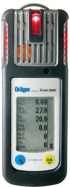 Dräger X-am 5600