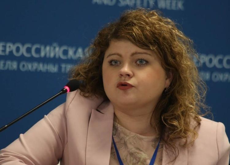 Ольга Марюха Минтруд