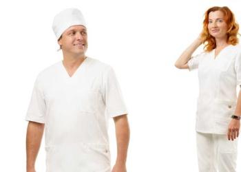 Серия экологичной медицинской одежды «Лотос» бамбук Техноавиа