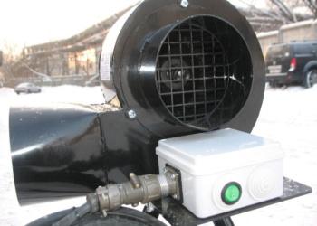 Вентиляторы для работы в замкнутом пространстве ВСП-500М