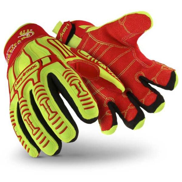 Перчатки Rig Lizard Arctic® TP-X+® Palm 2026