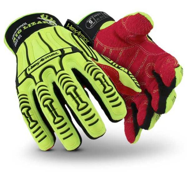 Перчатки RigLizard® 2025