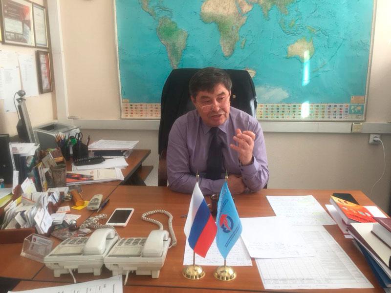 Генеральный директор Ассоциации СИЗ Игорь Рогожин