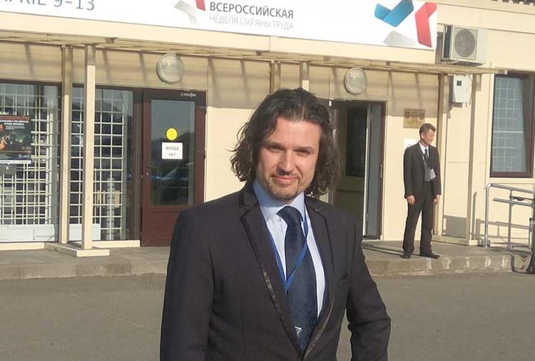 Антон Кириллов Химзащита