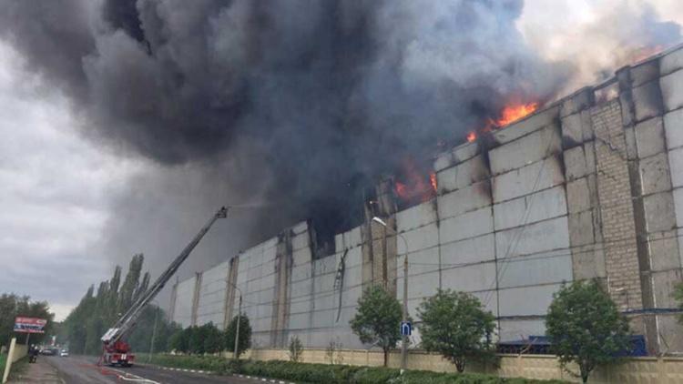 «Росгосстрах» выплатил «Авангарду» 230 млн руб. за сгоревший склад в Подмосковье