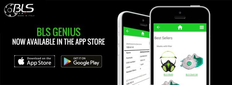 BLS мобильное приложение