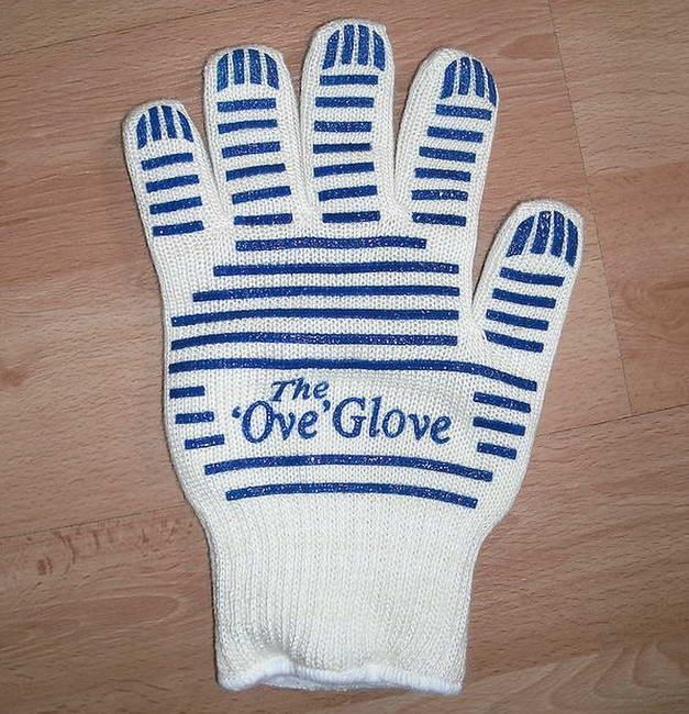 термостойкие трикотажные перчатки
