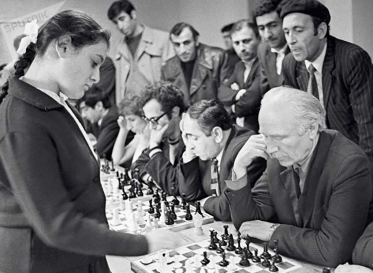 Шахматы. Что мотивирует взрослых учиться