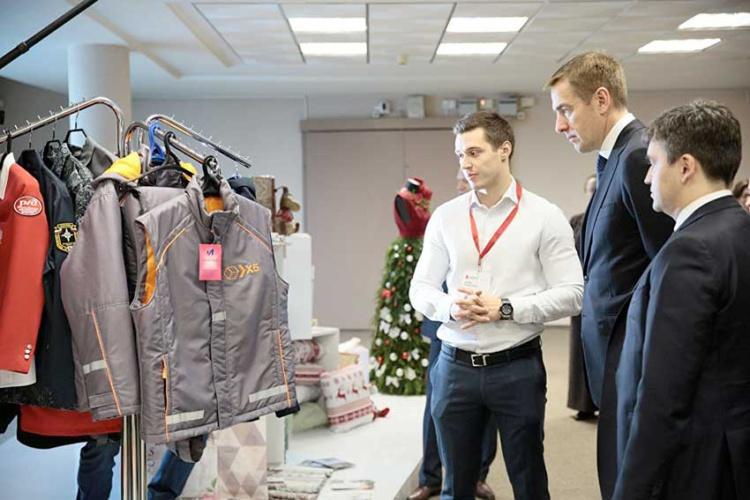 70% спецодежды в РФ выпускается отечественными предприятиями – Евтухов