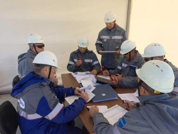 «Черномортранснефть» в 2018 году вложило в охрану труда почти 240 млн руб.