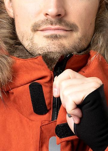 куртка-парка Фокс