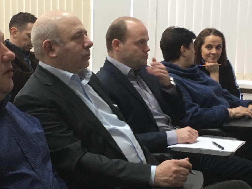 в Санкт-Петербурге состоялось совещание Ассоциации СИЗ