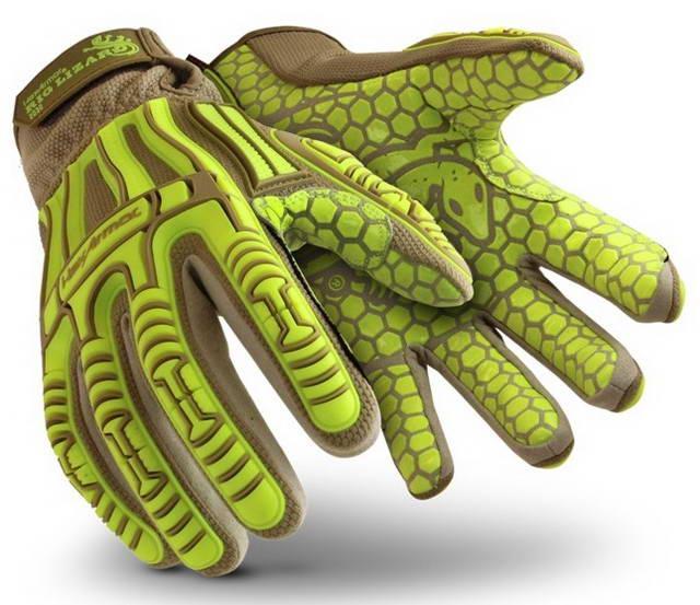 HexArmor Rig Lizard 2030 от Uvex