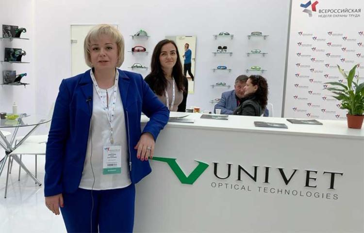 Анна Дмитриева Univet SAPE 2019