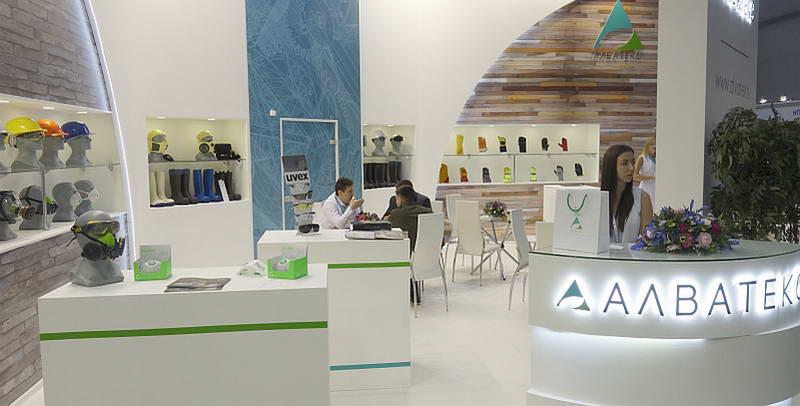 Обзор экспозиций выставки SAPE 2019 ч2
