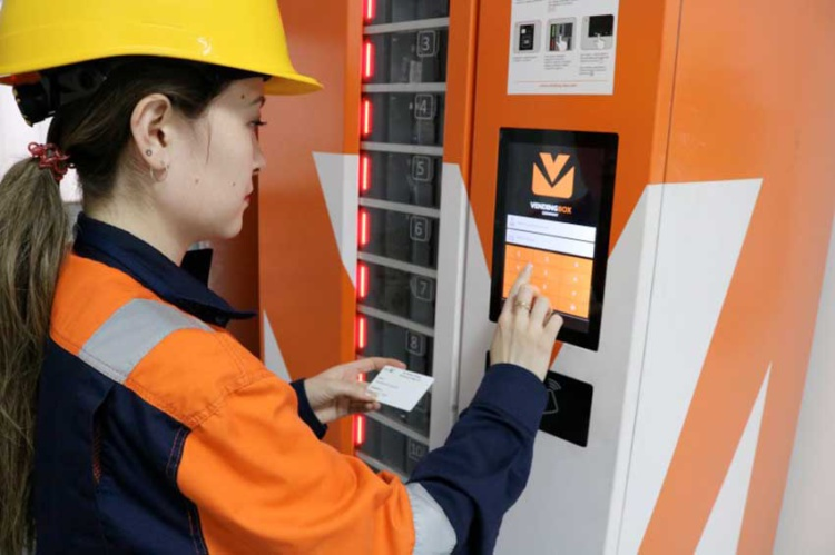 Вендинг СИЗ Казахстан Vending box