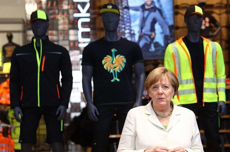 Спецодежда по-немецки