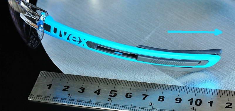 Очки Uvex икс-фит про