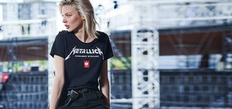 Metallica Engelbert Strauss
