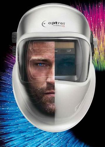 Новая маска сварщика Optrel Crystal 2.0